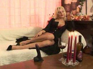 bella signora vs bbc...italian aged anal