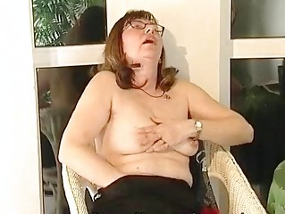 mature masturbation