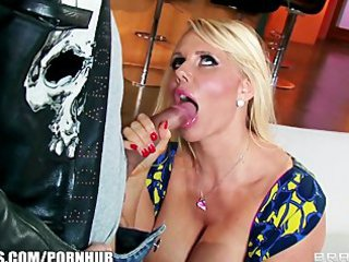 horny blond d like to fuck karen fisher is