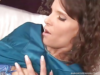 sexy mama seduces not her well hung stepson