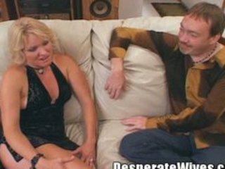 jackie's floozy wife graduate school with bawdy d