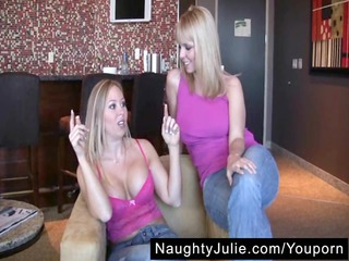 diamond's st ding-dong – lesbo blond mambos