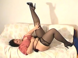 breasty darksome brown mother id like to fuck big