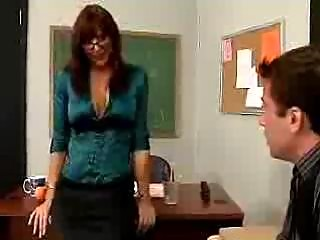 older teacher desi foxx sm55