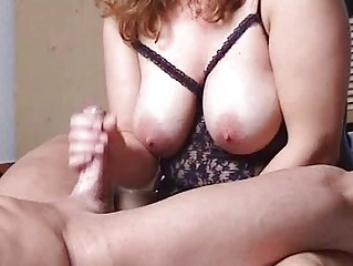 plump and busty dilettante mother i fucks with