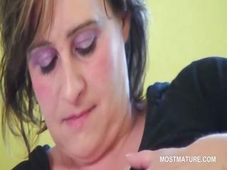 big beautiful woman older lustful hottie licking