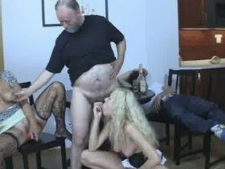 golden-haired girl have pleasure fucking with