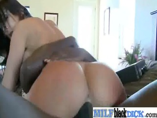 milf like to fuck hard black pounder vid-95