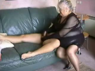 non-professional big beautiful woman granny fucked