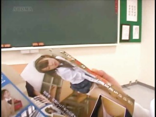 teacher acquires off on desk