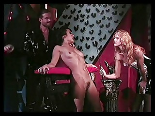 bondage playgirl teased and enticed