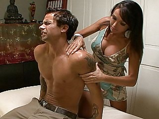 kristina cross is a mommy and a masseuse