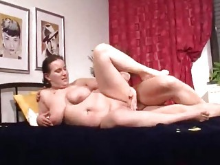 pierced german aged big beautiful woman