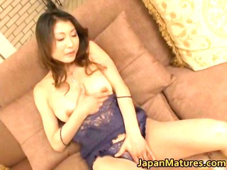 lustful japanese mature chicks engulfing