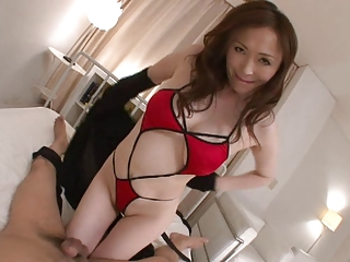 older japanese woman give horny pleasure part3of7