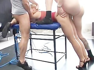 bound and drilled