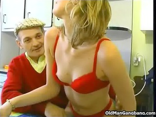papy seduces neighbor&#035_s wife