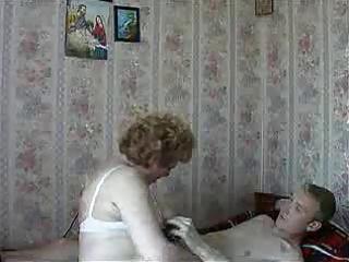 granny having pleasure
