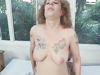tattoo hairy mother i suck and fuck
