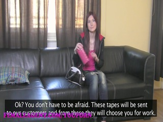 femaleagent hd strap on seduction
