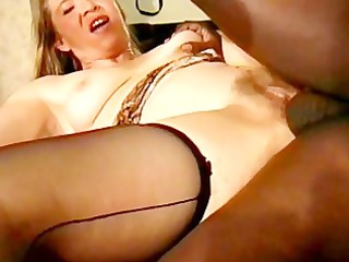youthful darksome poles in old ladies buttholes -