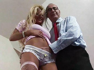 blond british mother i tempted for trio fucking