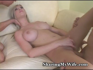 hubby asks wife to wife ally