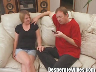 bitch wife sally gets trained to share all 10 of