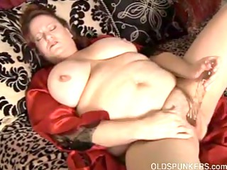 large appealing mature non-professional has