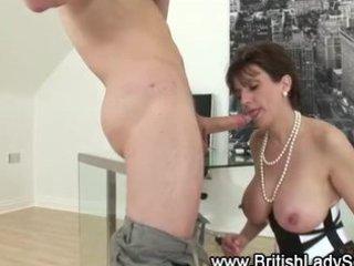 breasty aged slut ravaged