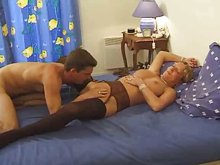 breasty french mommy t live without youthful