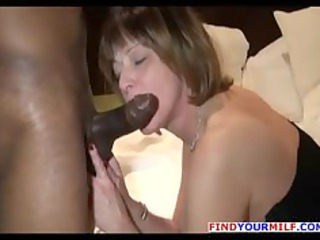 nasty milf anal anal drilling with large black guy