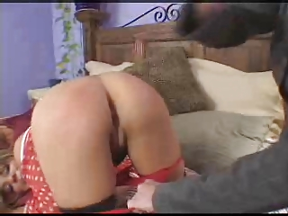 mama takes rt ang spanks a faking brat