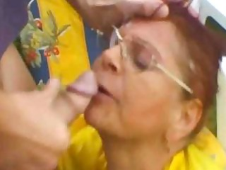 grannies love facual cumshots cumpilation