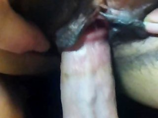 cumming in my wifes pussy