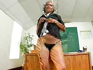 large black wazoo teacher ms.mya