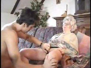german granny and boy