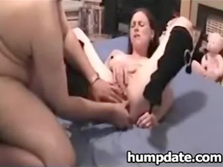 hubby toying wifes a-hole and bawdy cleft