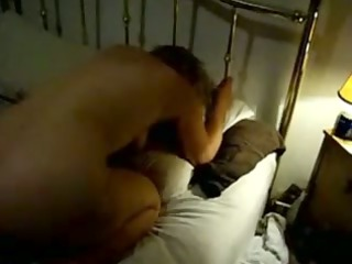 dilettante wife with large darksome sex toy