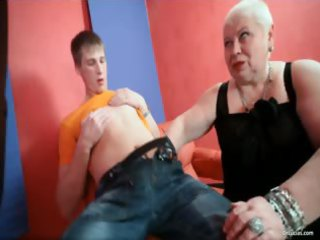 horny blonde mother i doctor lucia blows
