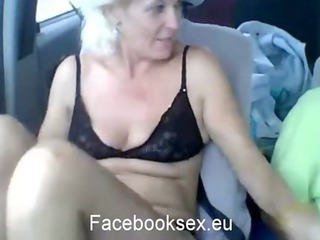 a 61 years old grandmother from romania having