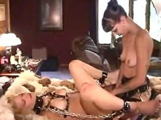 mature lesbo bondage and flogging