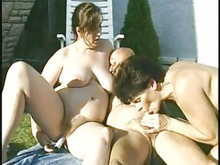 granny and fatty getting screwed