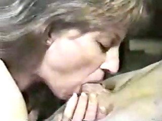 oral job from hot older woman.