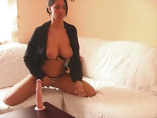 lonely wife masturbating