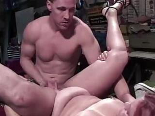 fat older red-haired babe receives nailed to the