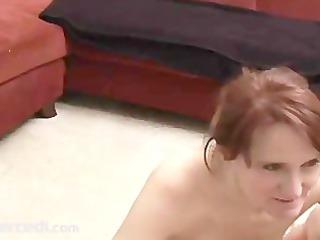 mature deb gives her man a particular xmas