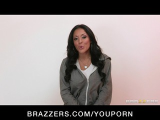 breasty cheating latina milf bonks her husbands