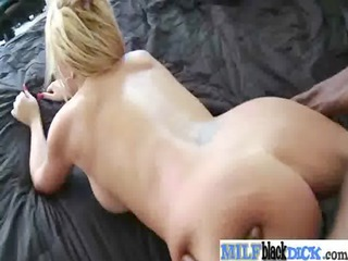 lustful wet milf gangbang hard a darksome dong