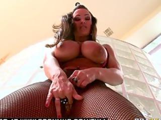 large tit milf pornstar lisa ann anal large ass